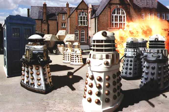 Remembrance of the Daleks – A Classic