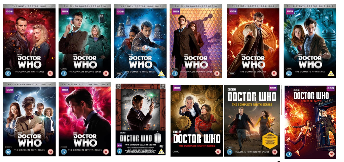 The 10 NuWho Series' Ranked Worst to Best