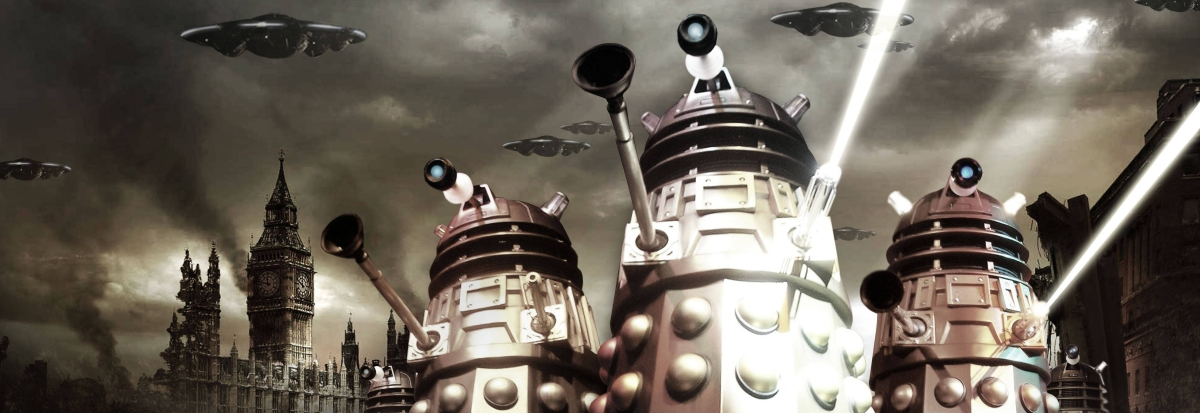 "Why the Daleks? – ""The Daleks are awesome, no matter what anyone says."""