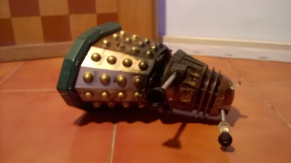 Destroyed Time War Dalek Custom 2