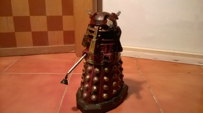 Asylum Supreme Dalek