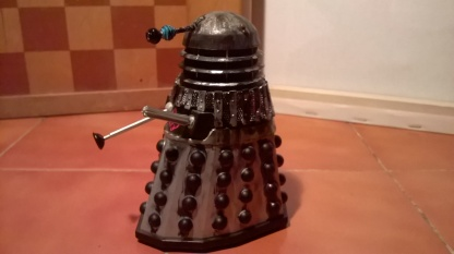 Asylum Silver Dalek