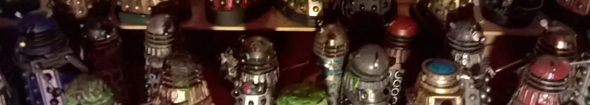 Dalek Customs