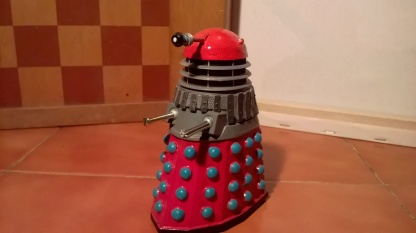 Red Supreme Dalek