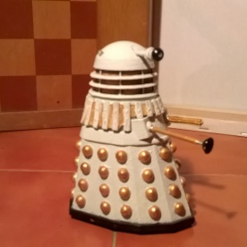 Porcelain-effect Necros Dalek