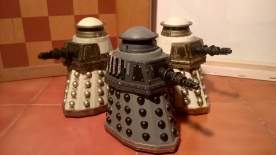 Special Weapons Dalek Group