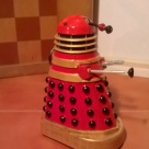 Classic Dalek Movie Saucer Commander