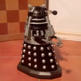 New Series Supreme Dalek in Classic Supreme Colours