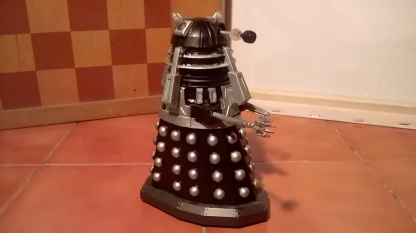 New Series Supreme Dalek in Classic Supreme Colours
