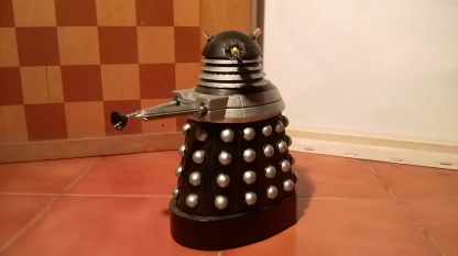Black Paradigm Dalek