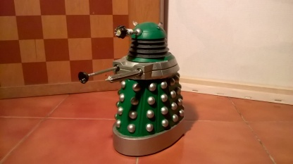 Green Paradigm Dalek 'Geneticist'