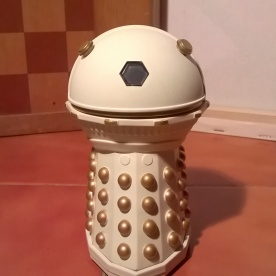 Emperor Davros Shielded