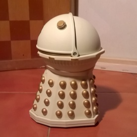 Emperor Davros Side View