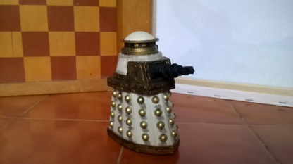 Special Weapons Daleks Showcase O3