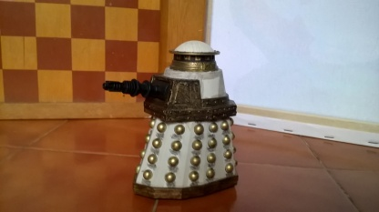 Special Weapons Daleks Showcase O4