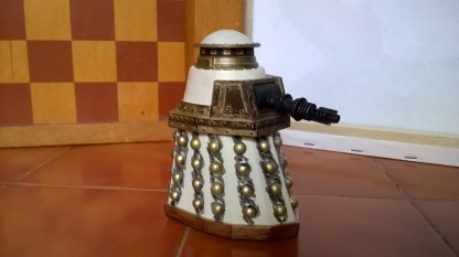 Special Weapons Daleks Showcase O1