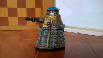 Special Weapons Daleks Showcase A2