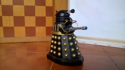 Special Weapons Daleks Showcase T1