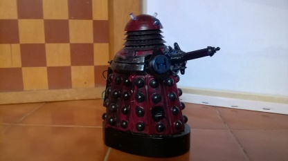 Special Weapons Daleks Showcase P1