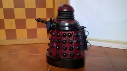 Special Weapons Daleks Showcase P2