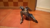 Damaged Legless Cyberman