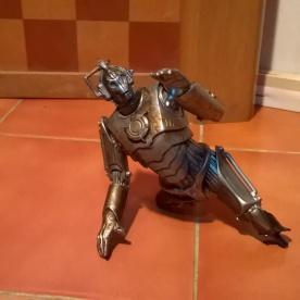 Damaged Legless Cyberman
