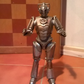 Damaged Cybermen 2