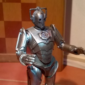 Damaged Cybermen