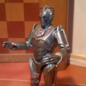 Damaged Cybermen 4