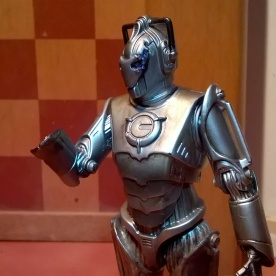 Damaged Cybermen 10