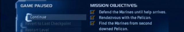 Halo 2 Menu