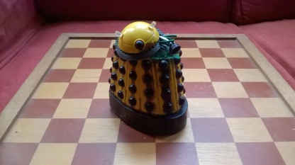 Custom Destroyed Eternal Dalek