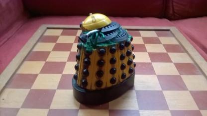 Custom Destroyed Eternal Dalek 2