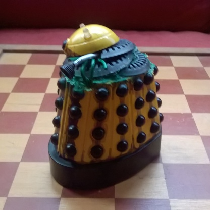 Custom Destroyed Eternal Dalek 2