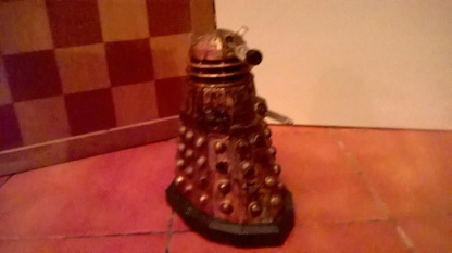 Eggs Dalek - Front (Blurred)