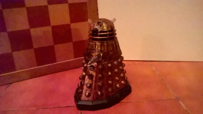 Eggs Dalek - Left Side