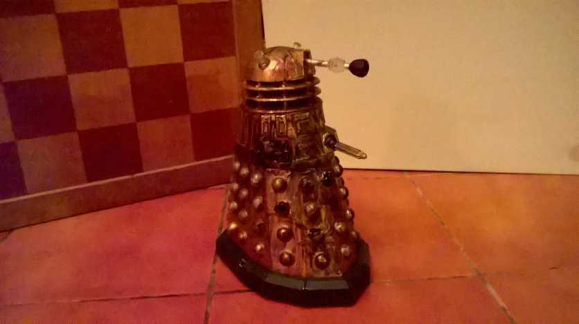 Eggs Dalek - Right Side