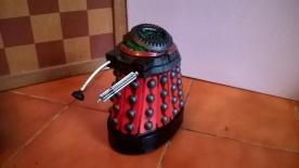 Destroyed Paradigm Dalek