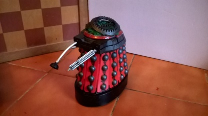 Destroyed Paradigm Dalek