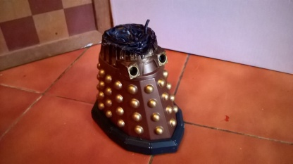 Custom Destroyed Dalek Thay