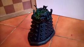 Custom Destroyed Dalek Sec 3