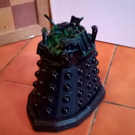 Custom Destroyed Dalek Sec 3