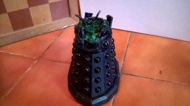 Custom Destroyed Dalek Sec 2