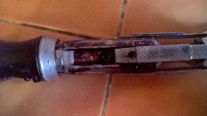 Custom Sonic Screwdriver Inner Workings