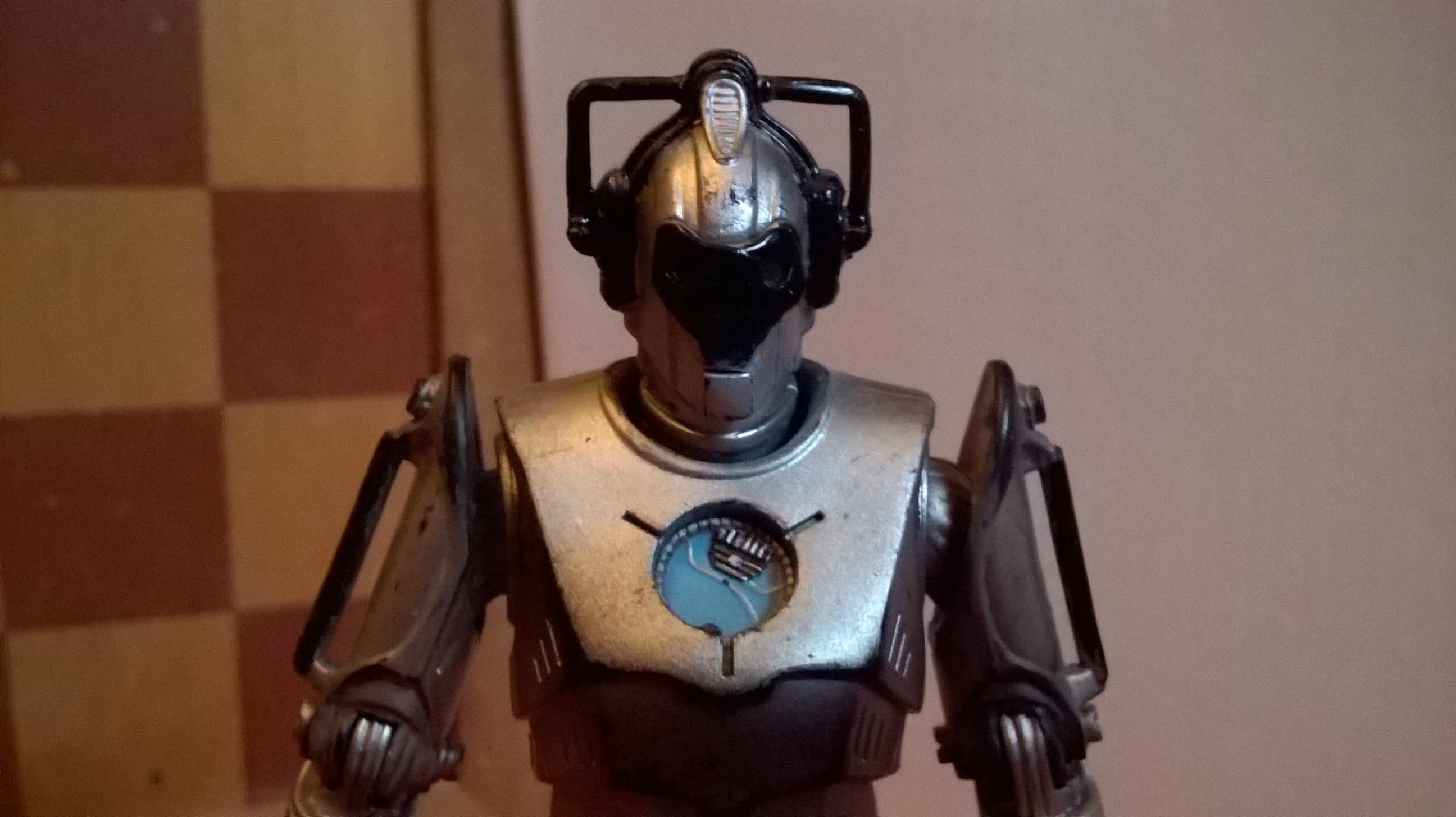 Custom CyberLord Face