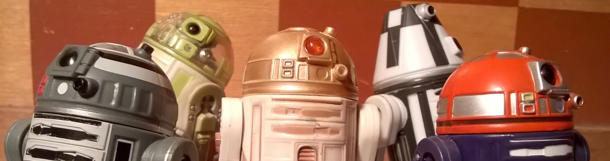 Star Wars Astromech Droid Collection – Part 2