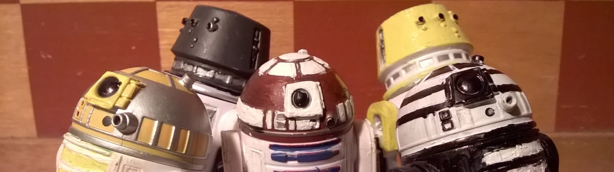 Star Wars Astromech Droid Collection – Part 4
