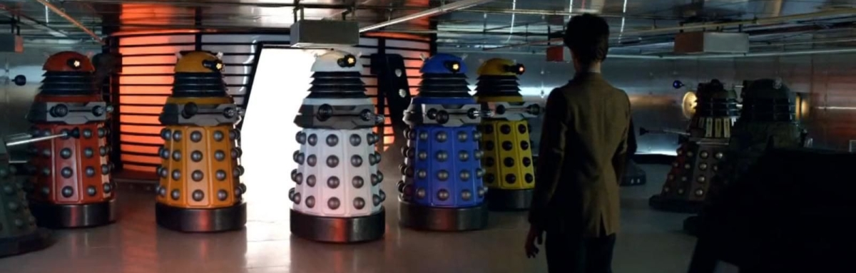 Doctor Who Theories – What Happened to the Paradigm Daleks?