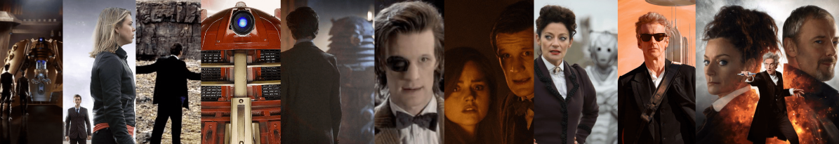 Doctor Who - Ranking the NuWho Finales