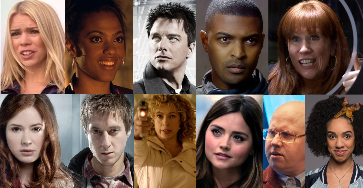 Doctor Who - Ranking the NuWho companions (2005-2017)